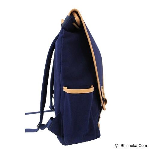 PULCHER Corvus [C-03] - Navy - Backpack Wanita